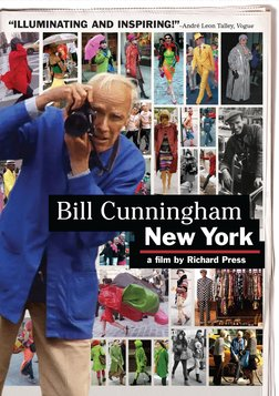 Bill Cunningham New York - A Portrait of the Beloved Fashion Photographer