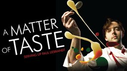 A Matter of Taste: Serving Up Paul Liebrandt - A Talented Young Chef