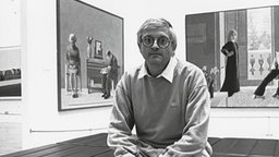 David Hockney: Hockney at The Tate