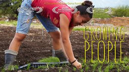 Growing People - Young People Building Community at a Hawaiian Farm